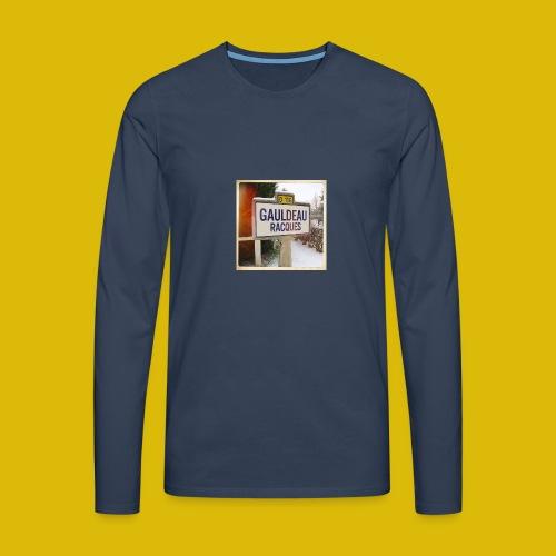 Gogoldorak - T-shirt manches longues Premium Homme