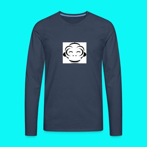 FullSizeRender_-1- - Herre premium T-shirt med lange ærmer