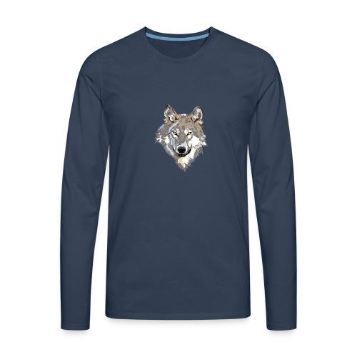 Mindgazz - Men's Premium Longsleeve Shirt