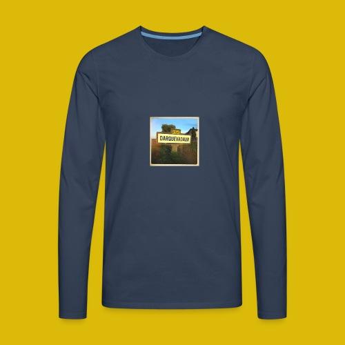 Dark vador - T-shirt manches longues Premium Homme