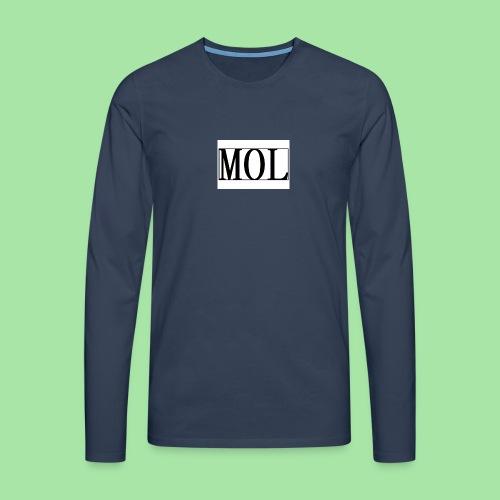 MOL - T-shirt manches longues Premium Homme