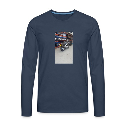 13528935_10208281459286757_3702525783891244117_n - Mannen Premium shirt met lange mouwen