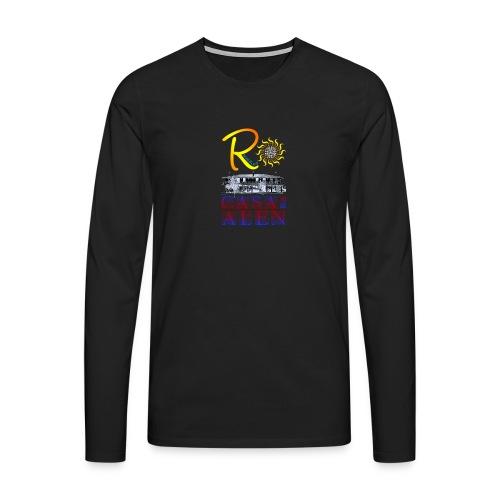RESOLAINA - Camiseta de manga larga premium hombre