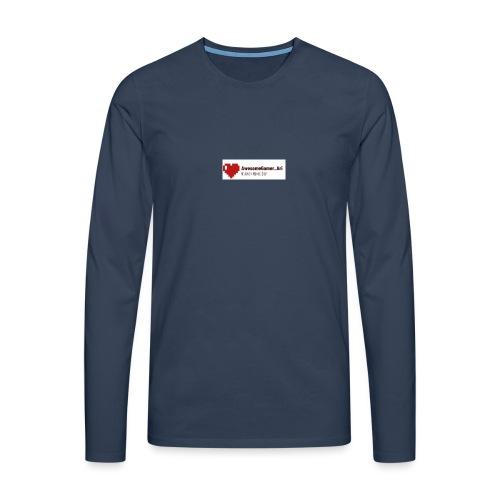 IMG 20190317 003942 - Men's Premium Longsleeve Shirt