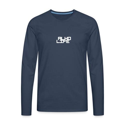 Projektowanie nadruk koszulki 1547218658149 - Koszulka męska Premium z długim rękawem