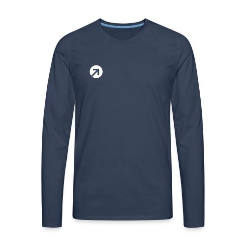 EdelKraft_Logo_2016_RZ_rg - Männer Premium Langarmshirt