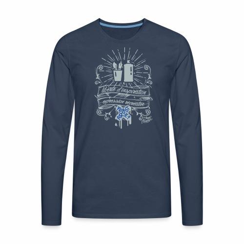Free Artist - T-shirt manches longues Premium Homme