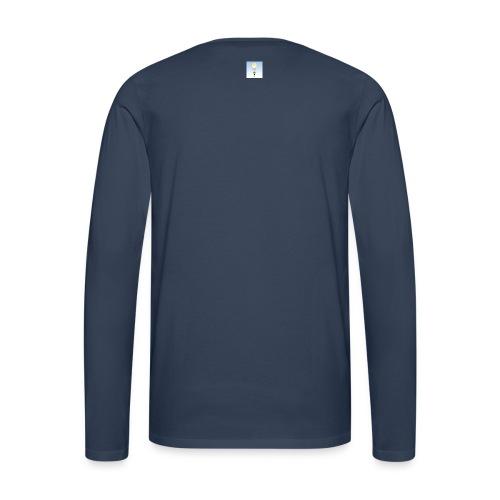 PM Tarot Spheres Verseau - T-shirt manches longues Premium Homme