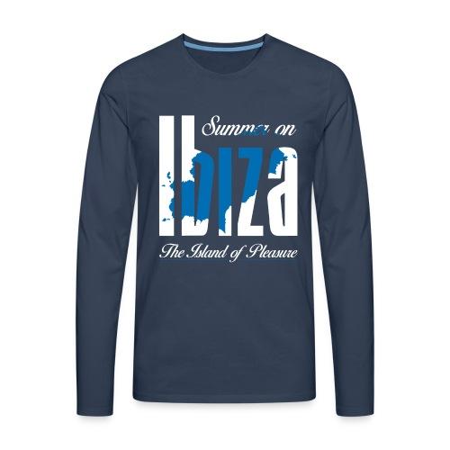 tmmibiza2017a - Men's Premium Longsleeve Shirt