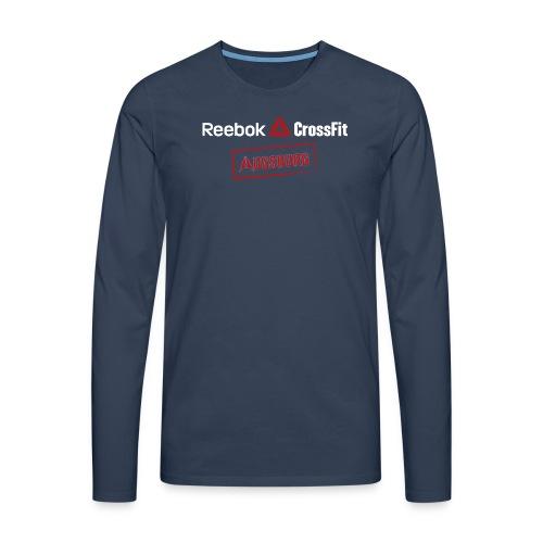 RCFA-blau - Männer Premium Langarmshirt
