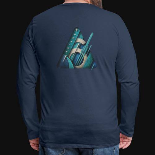 Ariane 6 - Out of the box By Fugstrator - Men's Premium Longsleeve Shirt