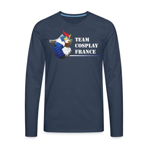 Sans titre 1 png - T-shirt manches longues Premium Homme