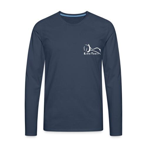 espritraitlogon - T-shirt manches longues Premium Homme