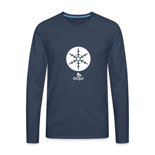 Alteryx Unique - Men's Premium Longsleeve Shirt