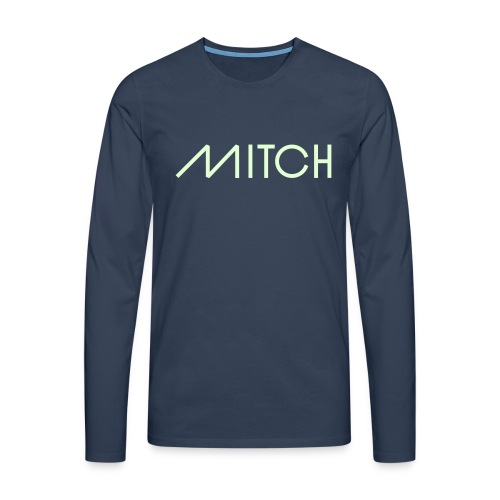 Mitch - Men's Premium Longsleeve Shirt