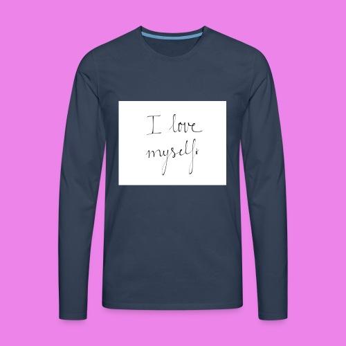 tumblr nhfkg479nQ1u66e4no1 1280 - Men's Premium Longsleeve Shirt