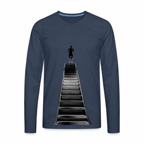 Stairway to Heaven - Men's Premium Longsleeve Shirt