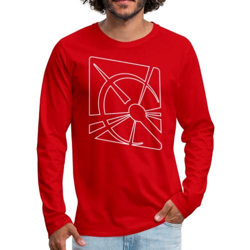 IRPT logo lines - Men's Premium Longsleeve Shirt