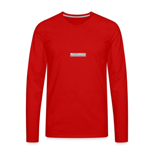 lavd - Mannen Premium shirt met lange mouwen