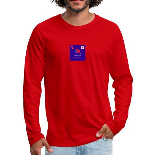 6B922284 9DFD 4417 87EA A64B8AD9B6BE - Camiseta de manga larga premium hombre