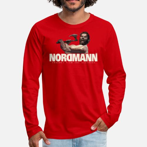 Nordmann 2 - Männer Premium Langarmshirt