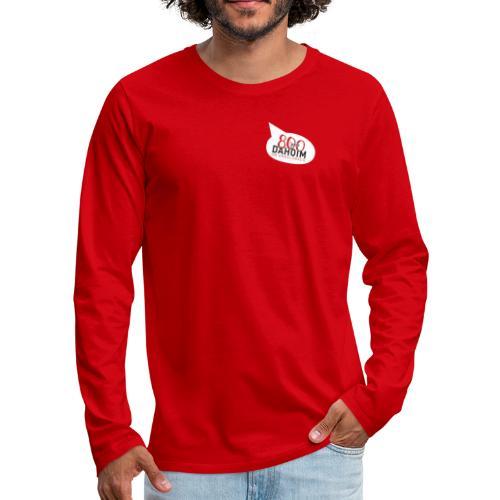 Dahoim am Andelsbach - ROT - Männer Premium Langarmshirt