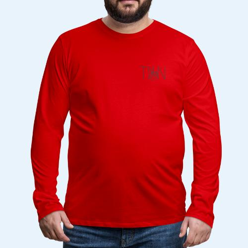 LOGOBRO - Men's Premium Longsleeve Shirt