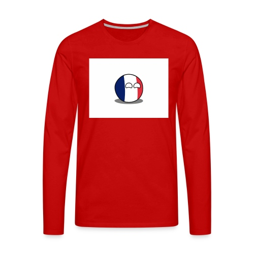France Simple - T-shirt manches longues Premium Homme