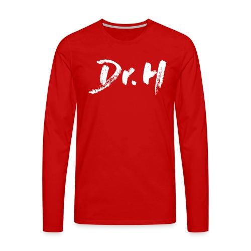 Sweat Femme Dr. H - T-shirt manches longues Premium Homme