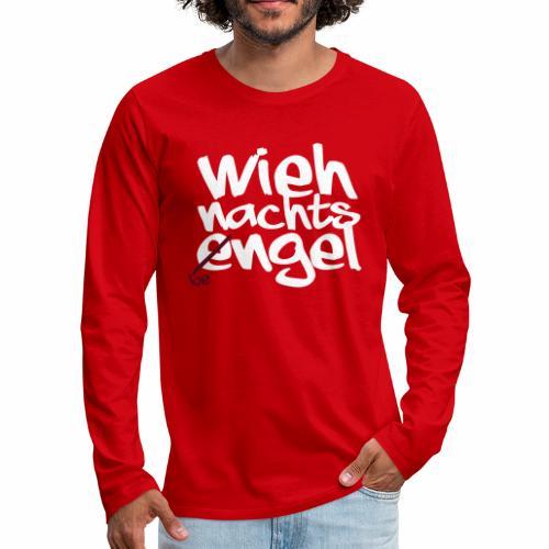 Wiehnachts-Bengel - norddeutsche Weihnachten - Männer Premium Langarmshirt