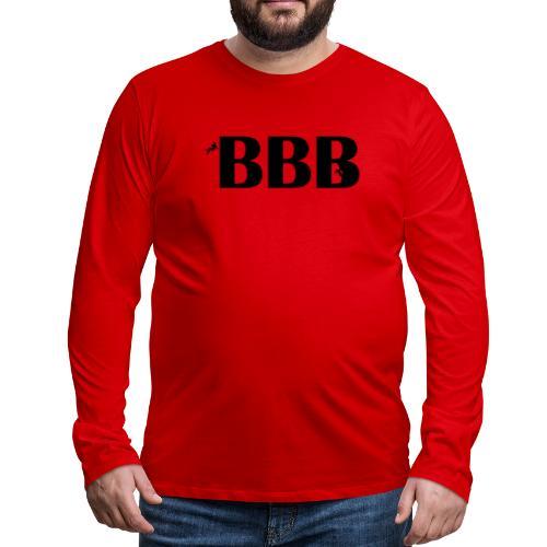 BBB - Männer Premium Langarmshirt