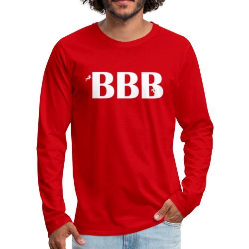 BBB Best Belay Buddy - Männer Premium Langarmshirt