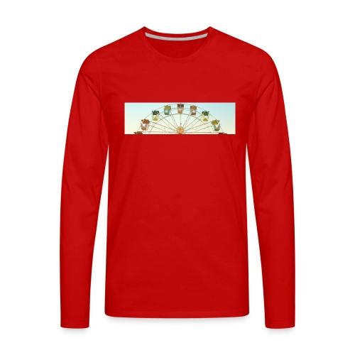 header_image_cream - Men's Premium Longsleeve Shirt