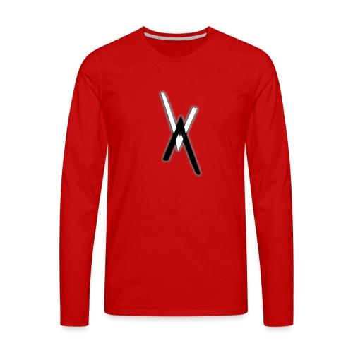 V.V.G T-Shirt (Mens) - Men's Premium Longsleeve Shirt