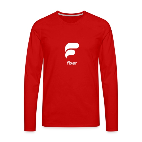 Fixer - Super Fan - Men's Premium Longsleeve Shirt