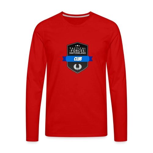 TFS Bannière - T-shirt manches longues Premium Homme