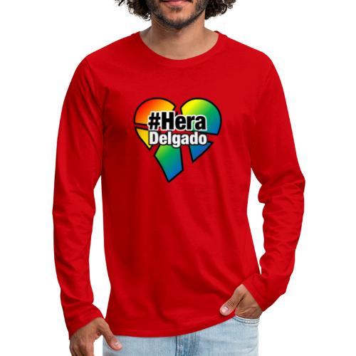 #HeraDelgado - Männer Premium Langarmshirt