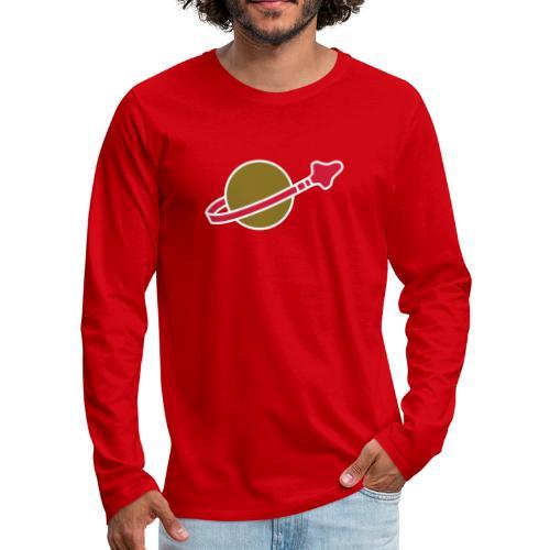 Classic Space - T-shirt manches longues Premium Homme