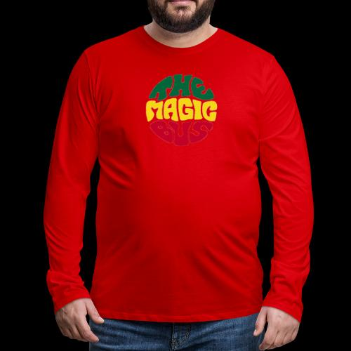 THE MAGIC BUS - Men's Premium Longsleeve Shirt