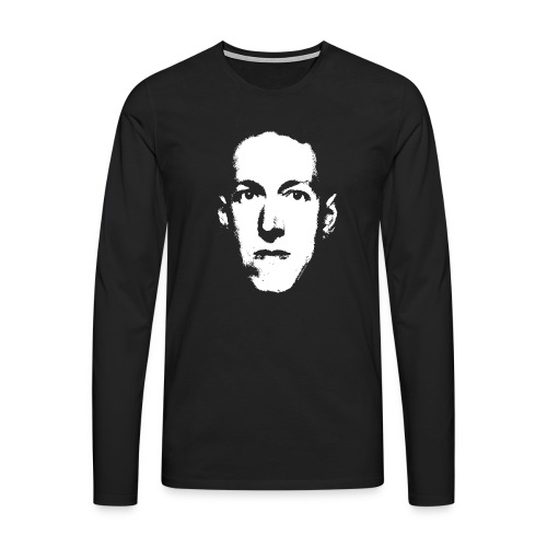 Lovecraft - Maglietta Premium a manica lunga da uomo
