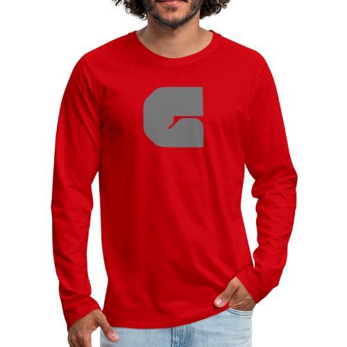 G solid - Men's Premium Longsleeve Shirt