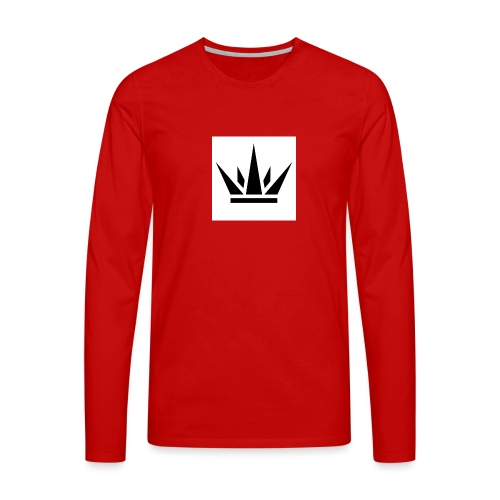 King T-Shirt 2017 - Men's Premium Longsleeve Shirt