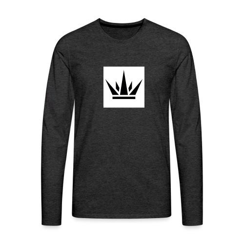 King T-Shirt 2017 - Men's Premium Longsleeve Shirt