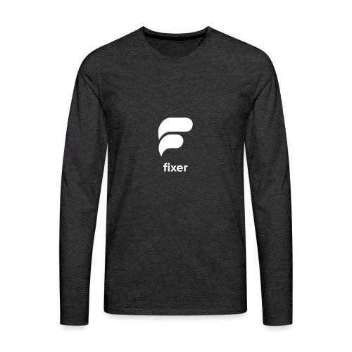Fixer - Super Fan - Men's Premium Longsleeve Shirt