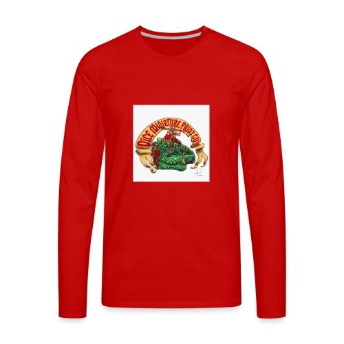 DiceMiniaturePaintGuy - Men's Premium Longsleeve Shirt