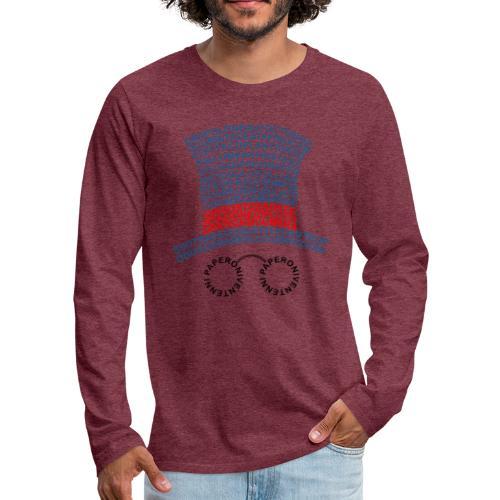 Parole Desuete - Maglietta Premium a manica lunga da uomo