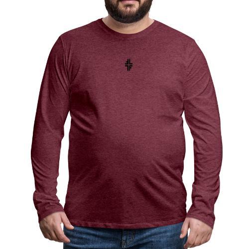 TF Edicion 2.0 - Camiseta de manga larga premium hombre