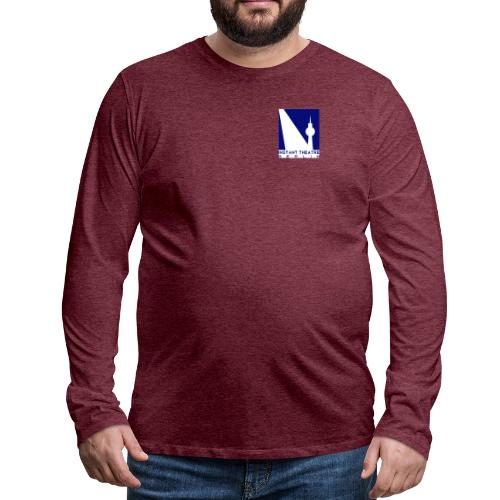 Instant Theater Berlin logo - Men's Premium Longsleeve Shirt