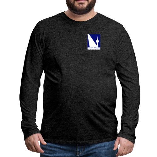 Instant Theater Berlin logo - Men's Premium Longsleeve Shirt