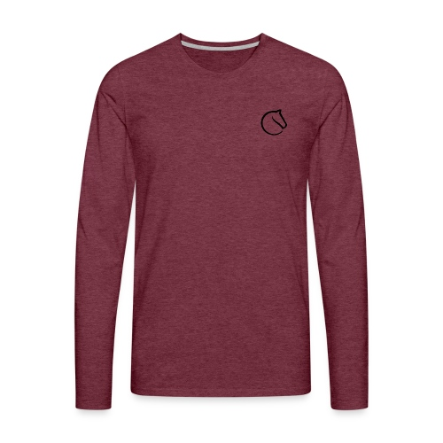 lichess logo - Men's Premium Longsleeve Shirt